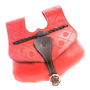 ROSE, MEDIEVAL POUCH 14TH CENTURY - BAGS, SPORRANS{% if kategorie.adresa_nazvy[0] != zbozi.kategorie.nazev %} - LEATHER PRODUCTS{% endif %}