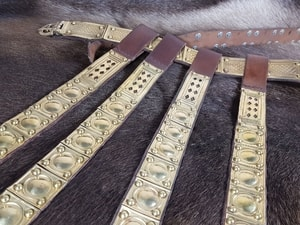 CINGULUM, ROMAN BELT - BELTS{% if kategorie.adresa_nazvy[0] != zbozi.kategorie.nazev %} - LEATHER PRODUCTS{% endif %}