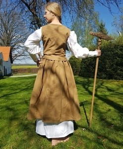 PEASANT GIRL - HISTORICAL COSTUME - COSTUMES FOR WOMEN{% if kategorie.adresa_nazvy[0] != zbozi.kategorie.nazev %} - SHOES, COSTUMES{% endif %}