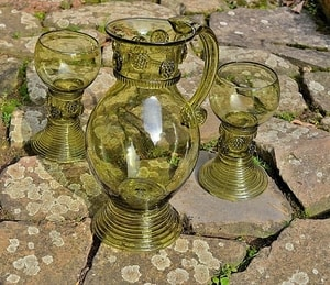 ROEMER, GLASS SET - HISTORICAL GLASS{% if kategorie.adresa_nazvy[0] != zbozi.kategorie.nazev %} - CERAMICS, GLASS{% endif %}