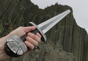 HELGI, VIKING SWORD, SHARP REPLICA - VIKING AND NORMAN SWORDS{% if kategorie.adresa_nazvy[0] != zbozi.kategorie.nazev %} - WEAPONS - SWORDS, AXES, KNIVES{% endif %}