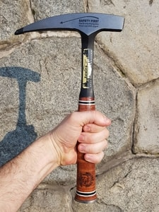 ESTWING SPECIAL EDITION ROCK PICK GEOLOGICAL HAMMER WITH POINTED TIP - ROCK HAMMERS{% if kategorie.adresa_nazvy[0] != zbozi.kategorie.nazev %} - ARCHEOLOGY, GEOLOGY{% endif %}