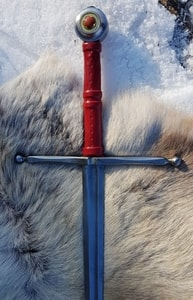 ALIANOR, HAND AND A HALF SWORD - MEDIEVAL SWORDS{% if kategorie.adresa_nazvy[0] != zbozi.kategorie.nazev %} - WEAPONS - SWORDS, AXES, KNIVES{% endif %}