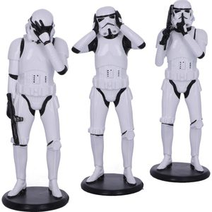 THREE WISE STORMTROOPERS - FIGURES, LAMPS, CUPS{% if kategorie.adresa_nazvy[0] != zbozi.kategorie.nazev %} - PAGAN DECORATIONS{% endif %}