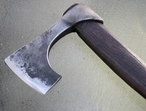 SLAVOJ FORGED SLAVIC - VIKING AXE, SHARP - AXES, POLEWEAPONS{% if kategorie.adresa_nazvy[0] != zbozi.kategorie.nazev %} - WEAPONS - SWORDS, AXES, KNIVES{% endif %}