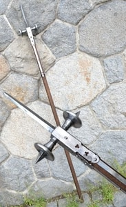 STREITHAMMER, MEDIEVAL TWO HANDED HAMMER - AXES, POLEWEAPONS{% if kategorie.adresa_nazvy[0] != zbozi.kategorie.nazev %} - WEAPONS - SWORDS, AXES, KNIVES{% endif %}