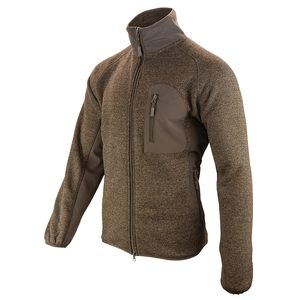 WEARDALE KNITTED JACKET BROWN - SWEATSHIRTS AND HOODIES{% if kategorie.adresa_nazvy[0] != zbozi.kategorie.nazev %} - TORRIN OUTDOOR SHOP{% endif %}