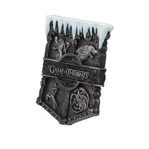 GAME OF THRONES ICE SIGIL HOUSE MASCOT FRIDGE MAGNET - MUGS, GOBLETS, SCARVES{% if kategorie.adresa_nazvy[0] != zbozi.kategorie.nazev %} - PAGAN DECORATIONS{% endif %}