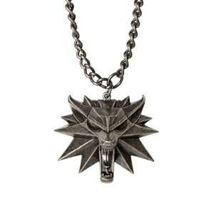 WITCHER - WILD HUNT, MEDALLION - THE WITCHER{% if kategorie.adresa_nazvy[0] != zbozi.kategorie.nazev %} - LICENSED MERCH - FILMS, GAMES{% endif %}