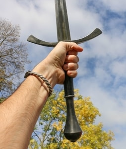 SWORD OF BRUNCVIK, HAND AND A HALF SWORD - MEDIEVAL SWORDS{% if kategorie.adresa_nazvy[0] != zbozi.kategorie.nazev %} - WEAPONS - SWORDS, AXES, KNIVES{% endif %}