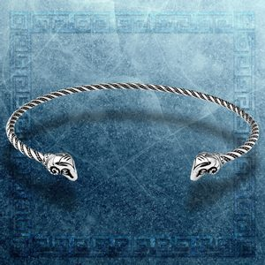 RAM - TORQUES, ANCIENT GREECE, SILVER, AG925 - TORCS, NECKLACES - SILVER{% if kategorie.adresa_nazvy[0] != zbozi.kategorie.nazev %} - JEWELLERY{% endif %}
