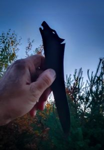 KUDLAK - WEREWOLF THROWING KNIFE - 1 PIECE - SHARP BLADES - THROWING KNIVES{% if kategorie.adresa_nazvy[0] != zbozi.kategorie.nazev %} - WEAPONS - SWORDS, AXES, KNIVES{% endif %}