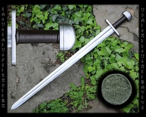 SLAVIC SWORD, MIKULCICE - VIKING AND NORMAN SWORDS{% if kategorie.adresa_nazvy[0] != zbozi.kategorie.nazev %} - WEAPONS - SWORDS, AXES, KNIVES{% endif %}
