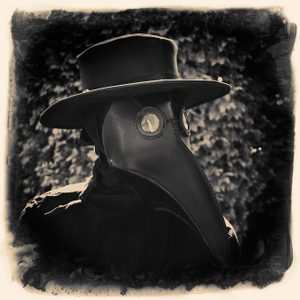 LEATHER HAT, BLACK - LEATHER MASKS{% if kategorie.adresa_nazvy[0] != zbozi.kategorie.nazev %} - LEATHER PRODUCTS{% endif %}