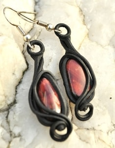 BULLS EYE - EARRINGS - FANTASY JEWELS{% if kategorie.adresa_nazvy[0] != zbozi.kategorie.nazev %} - JEWELLERY{% endif %}