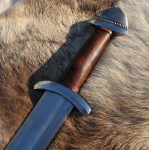 SKOFNUNG, VIKING SWORD - VIKING AND NORMAN SWORDS{% if kategorie.adresa_nazvy[0] != zbozi.kategorie.nazev %} - WEAPONS - SWORDS, AXES, KNIVES{% endif %}