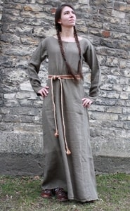 WOMEN'S DRESS - VIKINGS, EARLY MIDDLE AGES - COSTUMES FOR WOMEN{% if kategorie.adresa_nazvy[0] != zbozi.kategorie.nazev %} - SHOES, COSTUMES{% endif %}