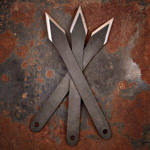 PIRANHA NO-RELOAD THROWING KNIVES, SET OF 3 - SHARP BLADES - THROWING KNIVES{% if kategorie.adresa_nazvy[0] != zbozi.kategorie.nazev %} - WEAPONS - SWORDS, AXES, KNIVES{% endif %}