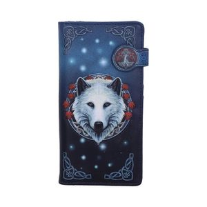 GUARDIAN OF THE FALL EMBOSSED PURSE - WALLETS{% if kategorie.adresa_nazvy[0] != zbozi.kategorie.nazev %} - LEATHER PRODUCTS{% endif %}