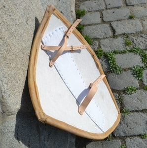 MEDIEVAL SHIELD FOR BUHURT - HMB - BATTLE READY SHIELDS{% if kategorie.adresa_nazvy[0] != zbozi.kategorie.nazev %} - ARMOUR HELMETS, SHIELDS{% endif %}