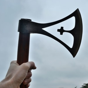 VIKING AXE, HEJDE, GOTLAND, REPLICA - AXES, POLEWEAPONS{% if kategorie.adresa_nazvy[0] != zbozi.kategorie.nazev %} - WEAPONS - SWORDS, AXES, KNIVES{% endif %}