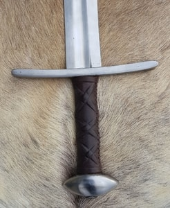ULFHEDNAR, EARLY MEDIEVAL SWORD, SHARP REPLICA - VIKING AND NORMAN SWORDS{% if kategorie.adresa_nazvy[0] != zbozi.kategorie.nazev %} - WEAPONS - SWORDS, AXES, KNIVES{% endif %}