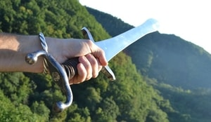 CRUACHAN, CELTIC SWORD - ANCIENT SWORDS - CELTIC, ROMAN{% if kategorie.adresa_nazvy[0] != zbozi.kategorie.nazev %} - WEAPONS - SWORDS, AXES, KNIVES{% endif %}