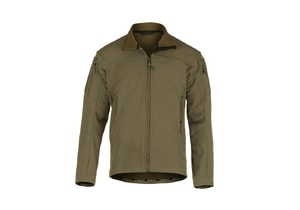 AUDAX SOFTSHELL JACKET CLAWGEAR RAL7013 - JACKE - SOFTSHELL AND OTHER{% if kategorie.adresa_nazvy[0] != zbozi.kategorie.nazev %} - TORRIN OUTDOOR SHOP{% endif %}