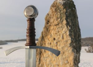 MORNA ONE-HANDED SWORD FULL TANG - MEDIEVAL SWORDS{% if kategorie.adresa_nazvy[0] != zbozi.kategorie.nazev %} - WEAPONS - SWORDS, AXES, KNIVES{% endif %}