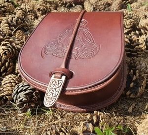 VENDEL LEATHER BELT BAG - BAGS, SPORRANS{% if kategorie.adresa_nazvy[0] != zbozi.kategorie.nazev %} - LEATHER PRODUCTS{% endif %}