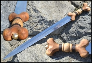 CELTIC SWORD, LA TENE, REPLICA OF THE SWORD FROM THE IRON AGE - ANCIENT SWORDS - CELTIC, ROMAN{% if kategorie.adresa_nazvy[0] != zbozi.kategorie.nazev %} - WEAPONS - SWORDS, AXES, KNIVES{% endif %}