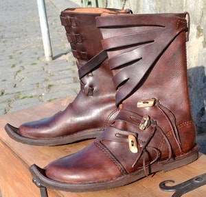 HOUSECARL, VIKING HIGH BOOTS - VIKING, SLAVIC BOOTS{% if kategorie.adresa_nazvy[0] != zbozi.kategorie.nazev %} - SHOES, COSTUMES{% endif %}