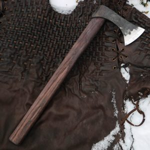 FRANCISCA THROWING AXE - SHARP BLADES - THROWING KNIVES{% if kategorie.adresa_nazvy[0] != zbozi.kategorie.nazev %} - WEAPONS - SWORDS, AXES, KNIVES{% endif %}