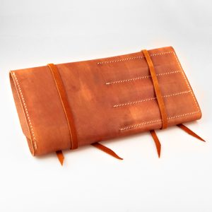 LEATHER CASE FOR THROWING KNIVES, BROWN - SHARP BLADES - THROWING KNIVES{% if kategorie.adresa_nazvy[0] != zbozi.kategorie.nazev %} - WEAPONS - SWORDS, AXES, KNIVES{% endif %}