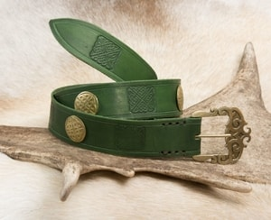 ERIN, CELTIC LEATHER BELT - BELTS{% if kategorie.adresa_nazvy[0] != zbozi.kategorie.nazev %} - LEATHER PRODUCTS{% endif %}