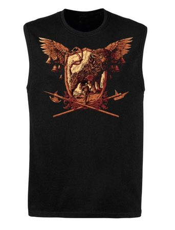 WARRIOR's SPIRIT, Tank Top