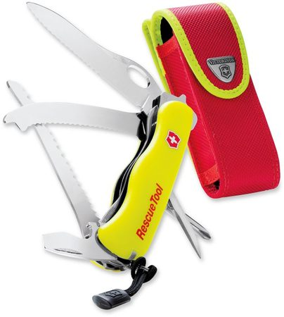 Victorinox RescueTool, Swiss knife