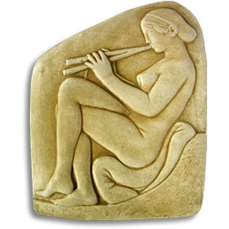 FLUTIST, wall decoration