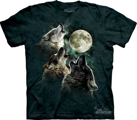 Three Wolf Moon, The Mountain, t-shirt