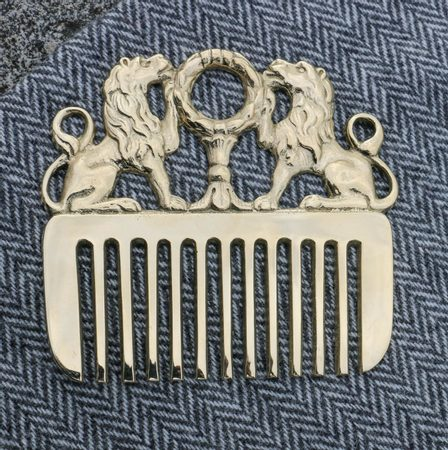 MANE COMB FOR HORSES