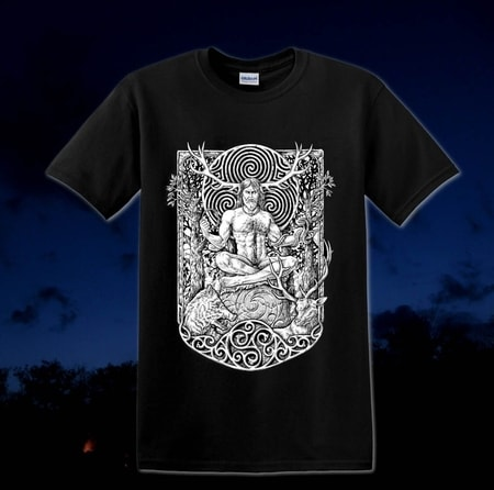 CERNUNNOS IS WATCHING, T-Shirt