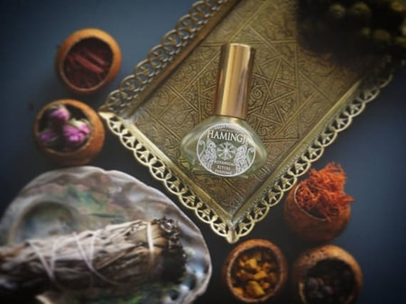 Hamingja, Norse Soul Collection, Botanical Ritual Essence
