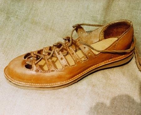 Ancient Roman Fashion Shoes
