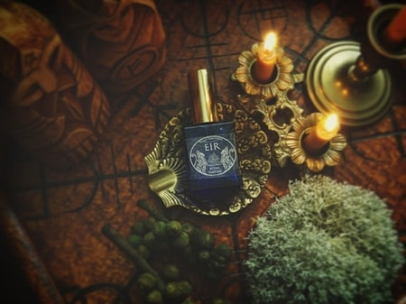 Eir, Norse Gods Scent, Natural Magic Oil