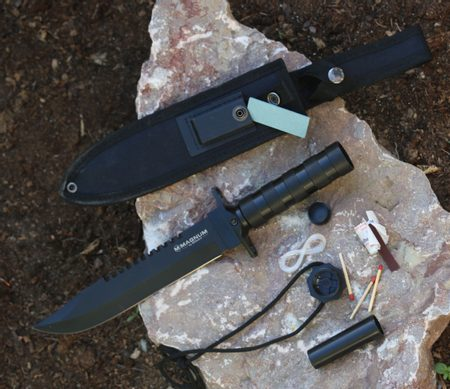 KNIFE MAGNUM SURVIVALIST