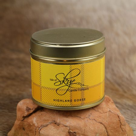 HIGHLAND GORSE TRAVEL CONTAINER CANDLE