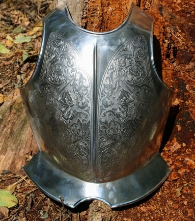 BREASTPLATE for decoration