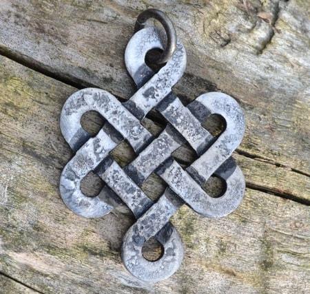Bifr 214 St Hand Forged Thor S Hammer Pendant Wulflund Com