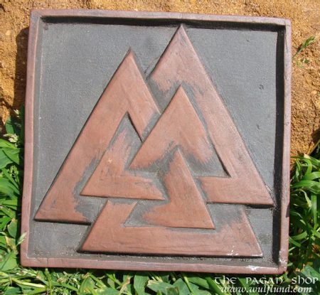 VALKNUT, wall decoration