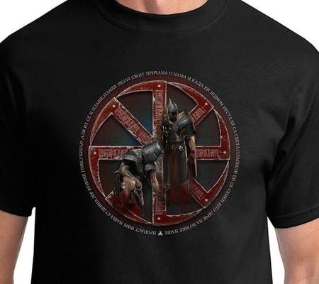 Pagan Victory T Shirt Rod Serbia Wulflund Com